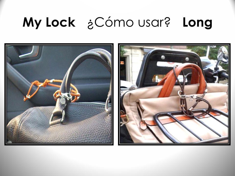 My Lock ¿Cómo usar Long