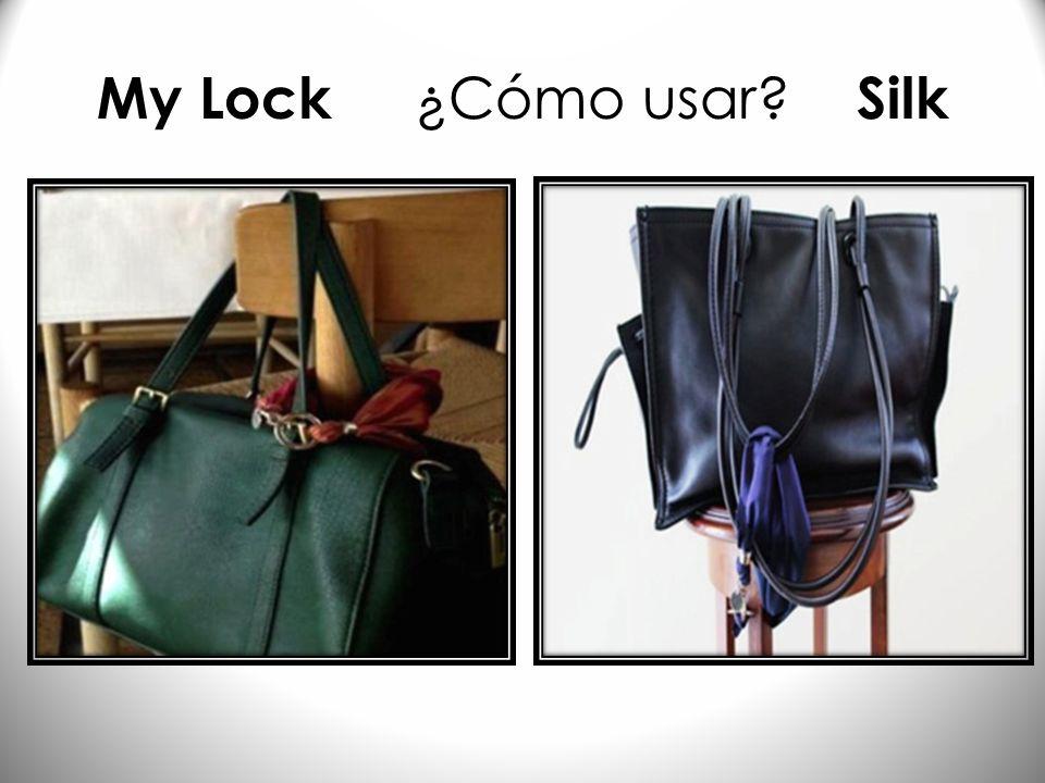 My Lock ¿Cómo usar Silk
