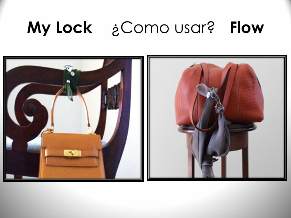 My Lock ¿Como usar Flow
