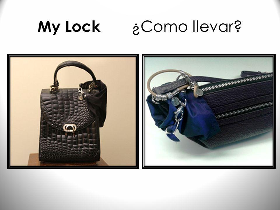 My Lock ¿Como llevar