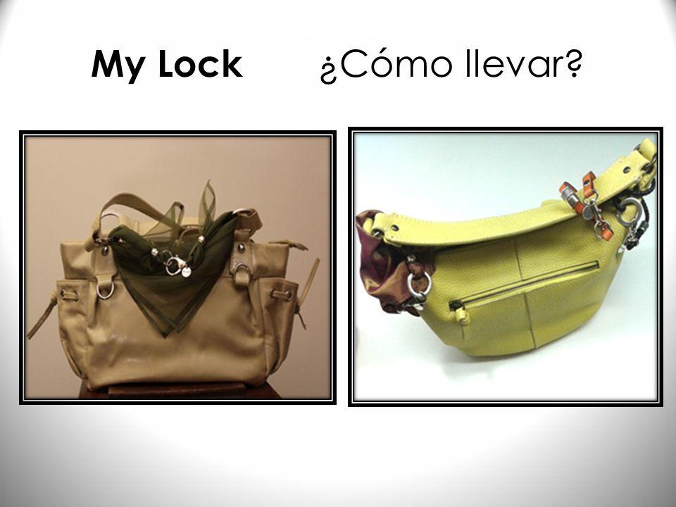 My Lock ¿Cómo llevar