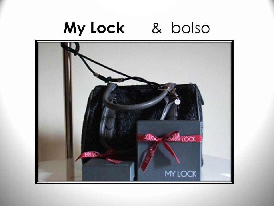 My Lock & bolso