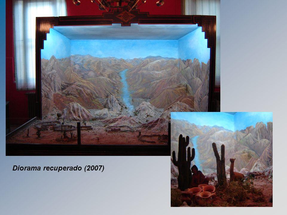 Diorama recuperado (2007)