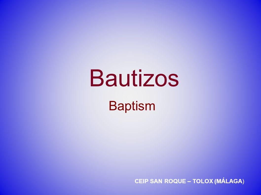 Bautizos Baptism CEIP SAN ROQUE – TOLOX (MÁLAGA)
