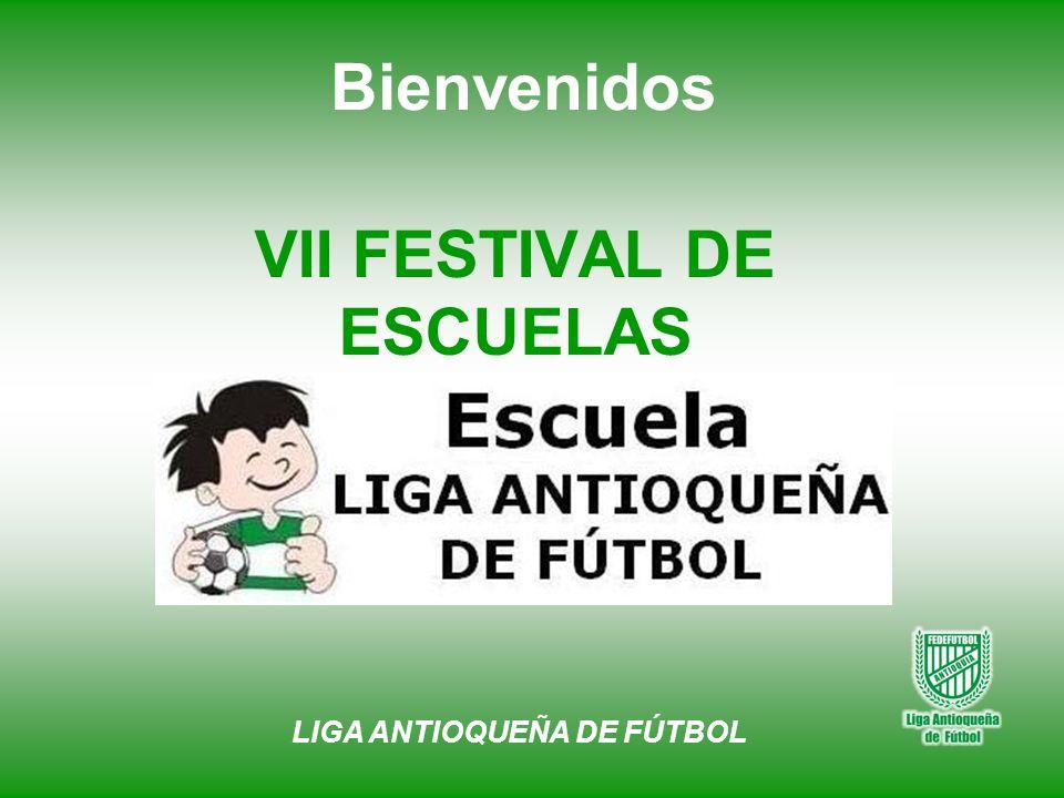 VII FESTIVAL DE ESCUELAS