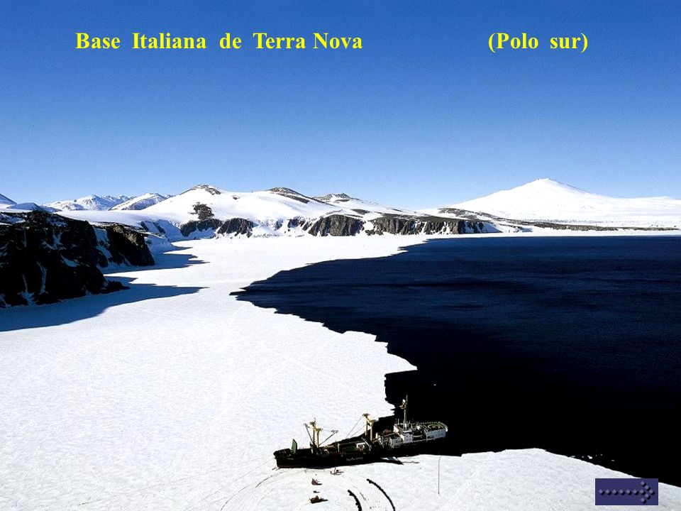 Base Italiana de Terra Nova (Polo sur)