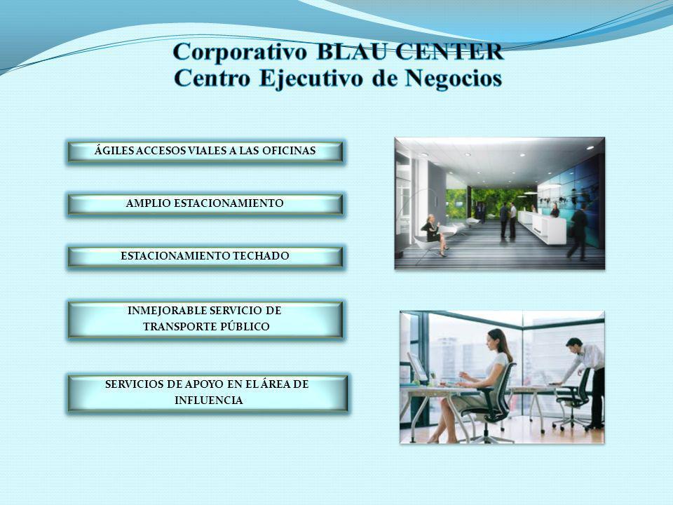Corporativo BLAU CENTER Centro Ejecutivo de Negocios