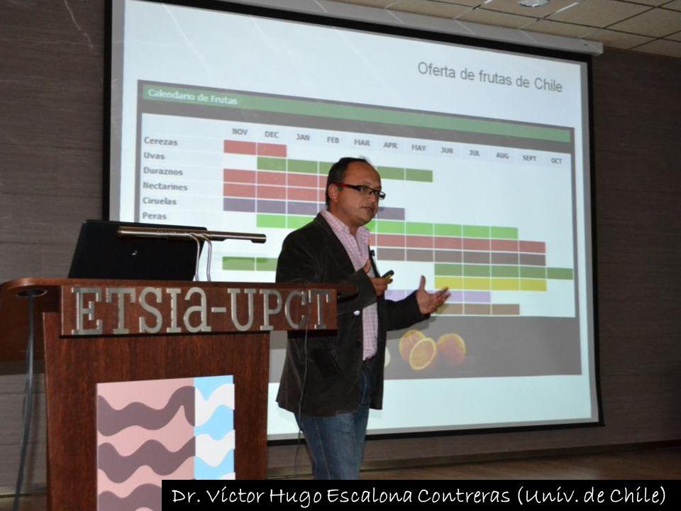Dr. Víctor Hugo Escalona Contreras (Univ. de Chile)