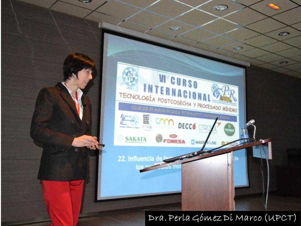 Dra. Perla Gómez Di Marco (UPCT)