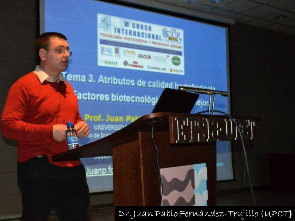Dr. Juan Pablo Fernández-Trujillo (UPCT)