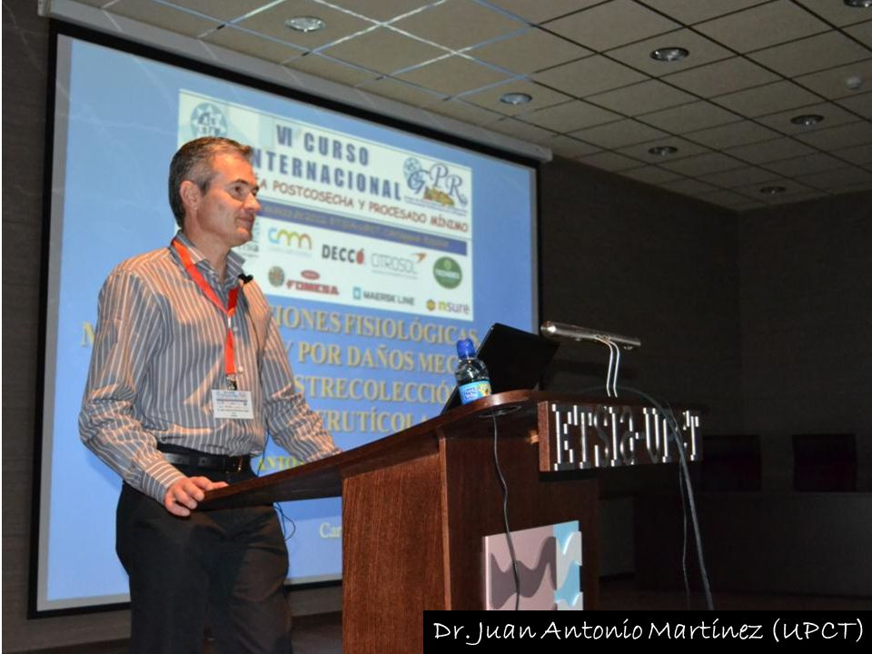 Dr. Juan Antonio Martínez (UPCT)
