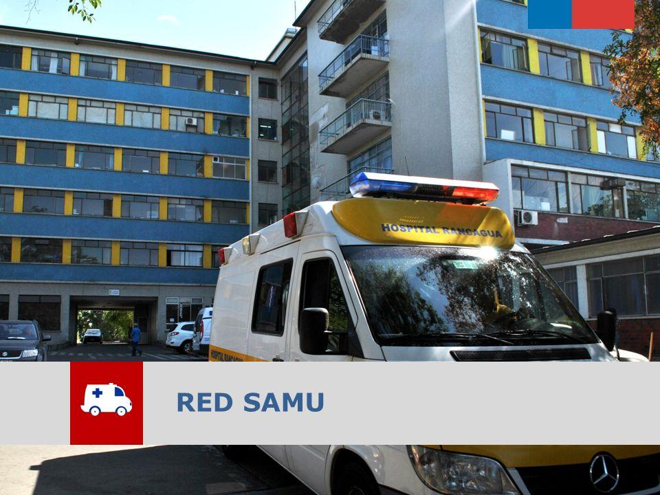 RED SAMU