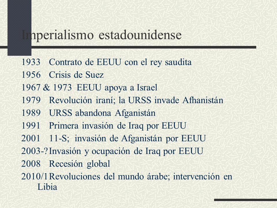 Imperialismo estadounidense