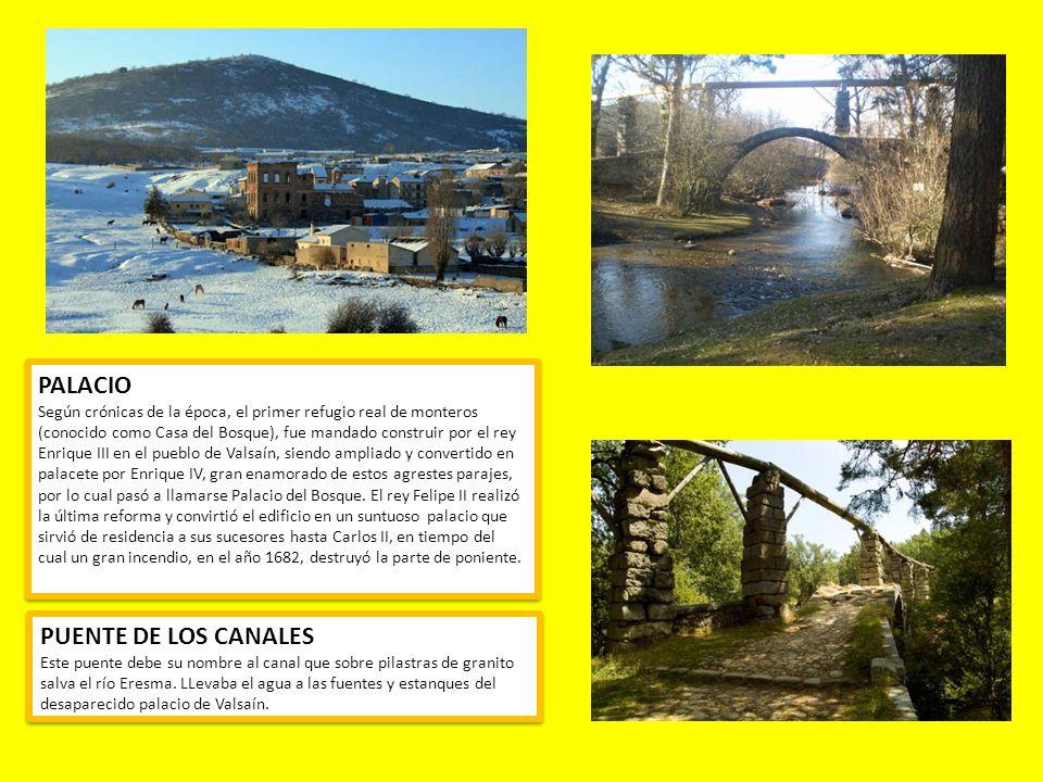 PALACIO PUENTE DE LOS CANALES