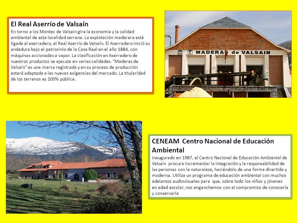CENEAM Centro Nacional de Educación Ambiental