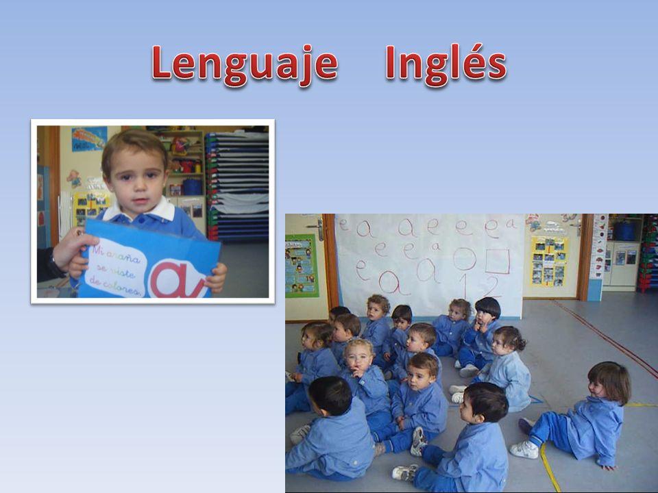 Lenguaje Inglés