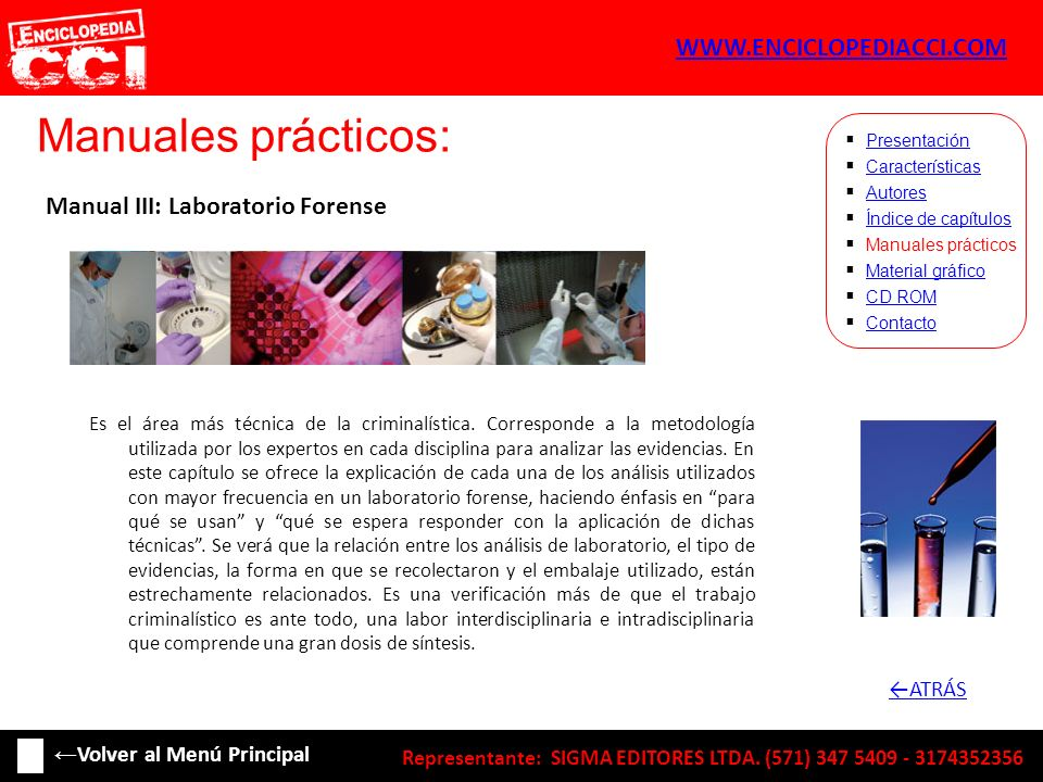 Manuales prácticos: WWW.ENCICLOPEDIACCI.COM