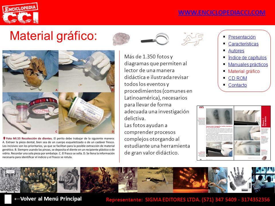 Material gráfico: WWW.ENCICLOPEDIACCI.COM ←Volver al Menú Principal