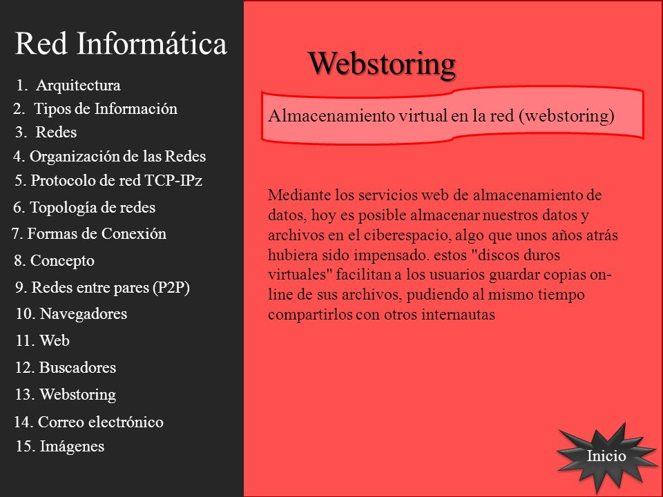 Red Informática Webstoring