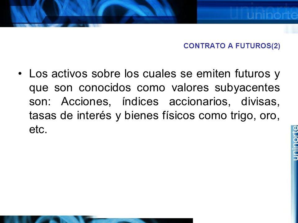 CONTRATO A FUTUROS(2)