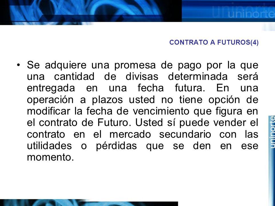 CONTRATO A FUTUROS(4)