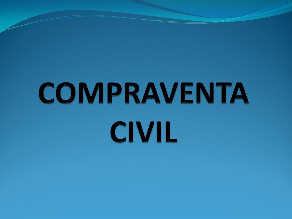 COMPRAVENTA CIVIL