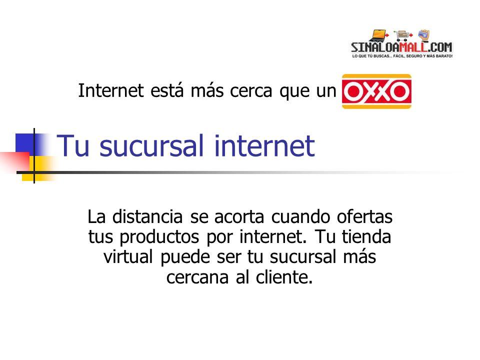 Internet está más cerca que un