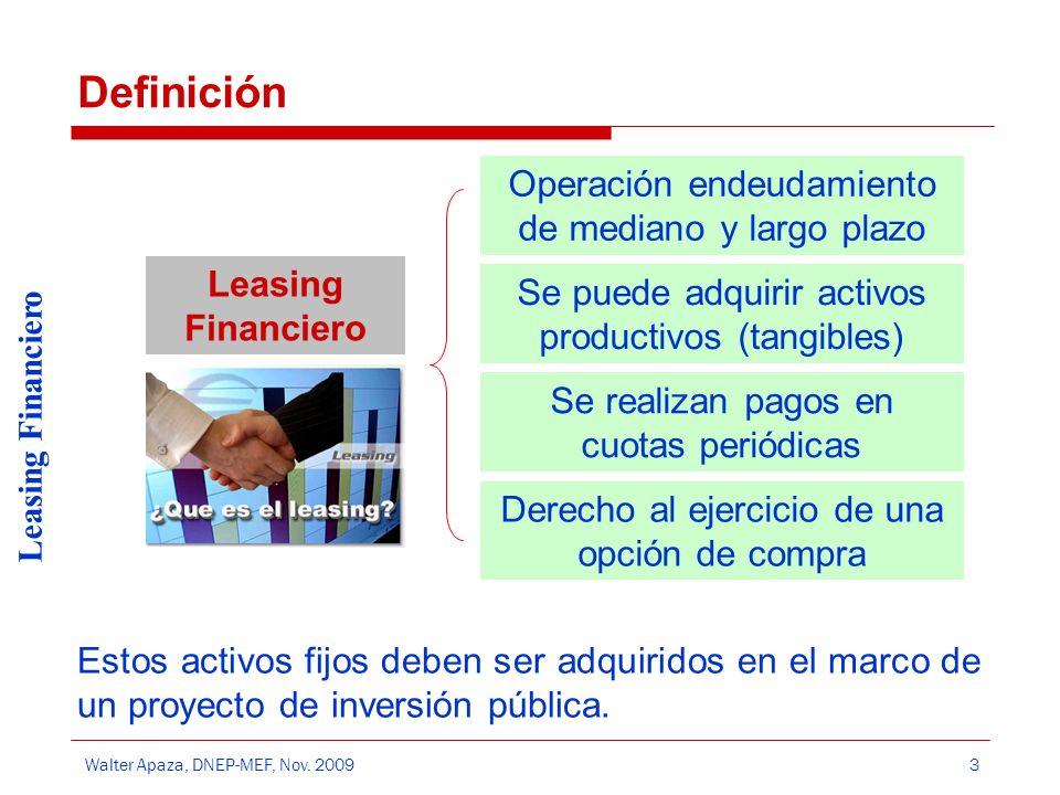 Definición Operación endeudamiento de mediano y largo plazo