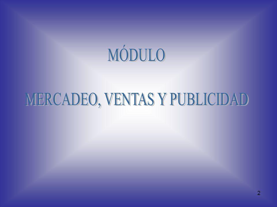 MERCADEO, VENTAS Y PUBLICIDAD