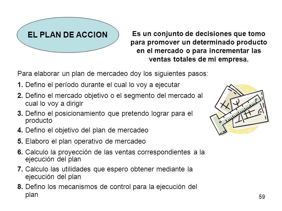 EL PLAN DE ACCION