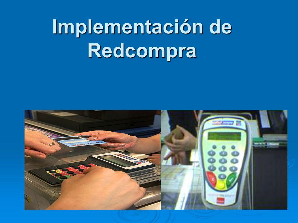 Implementación de Redcompra