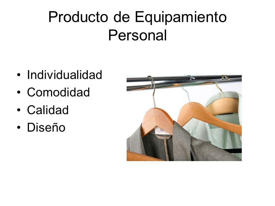 Producto de Equipamiento Personal