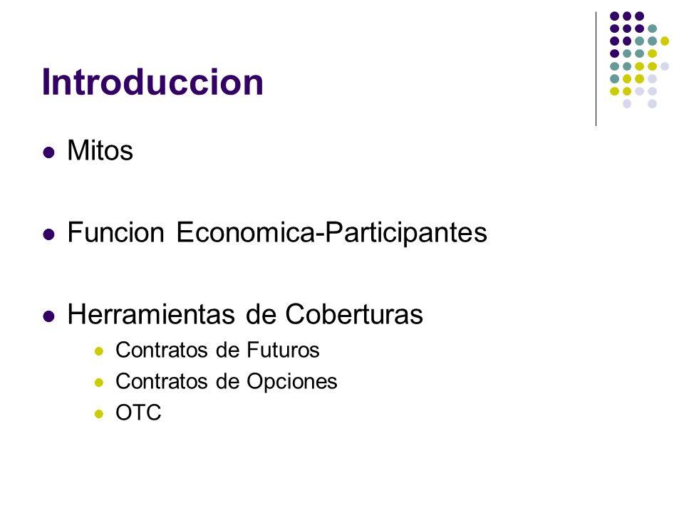 Introduccion Mitos Funcion Economica-Participantes