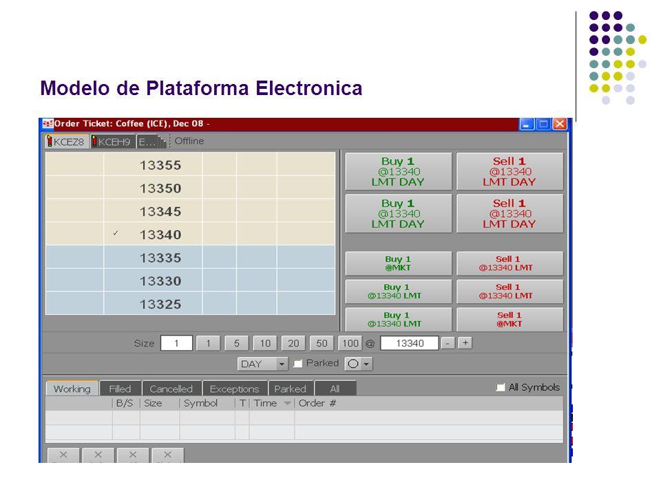 Modelo de Plataforma Electronica