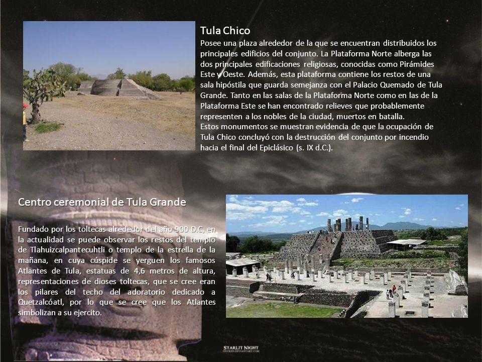Centro ceremonial de Tula Grande