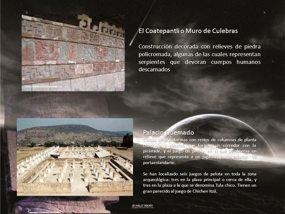 El Coatepantli o Muro de Culebras