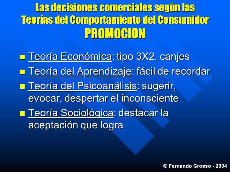 Teoría Económica: tipo 3X2, canjes
