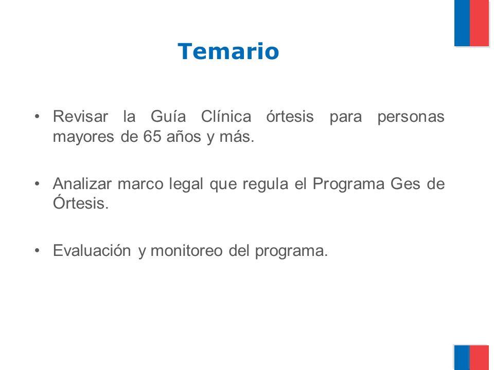 Capacitación Programa GES Ayudas Técnicas - ppt descargar