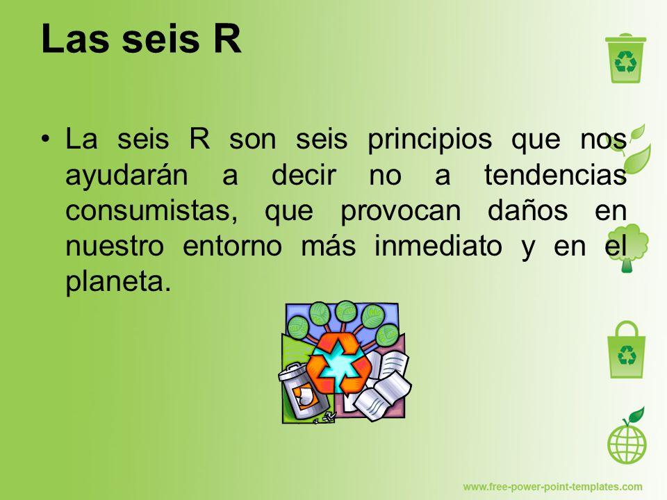 Las seis R