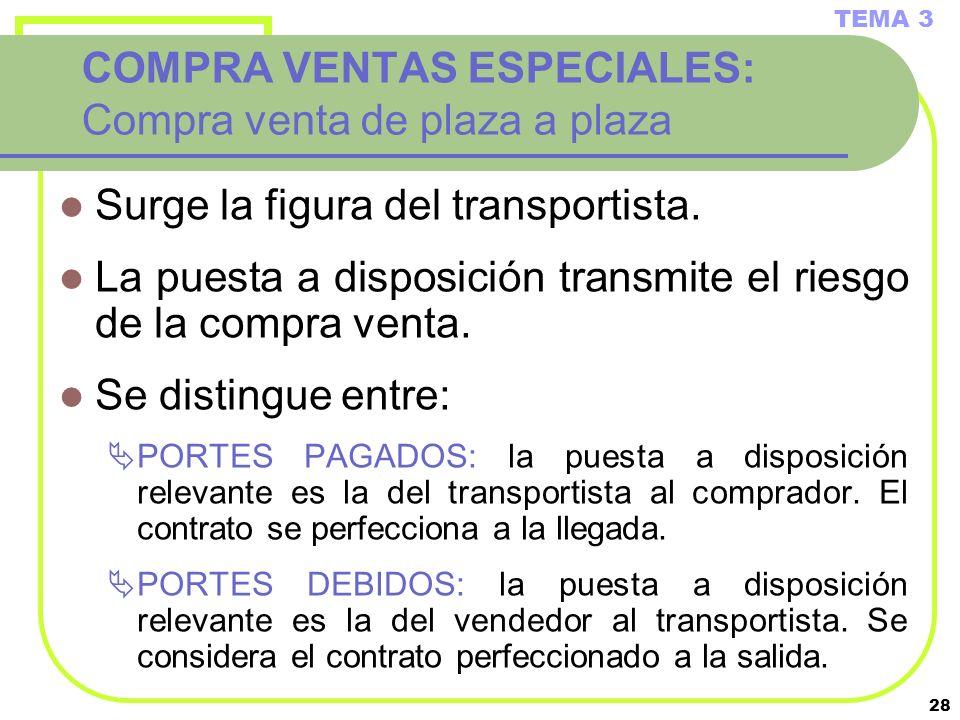 COMPRA VENTAS ESPECIALES: Compra venta de plaza a plaza