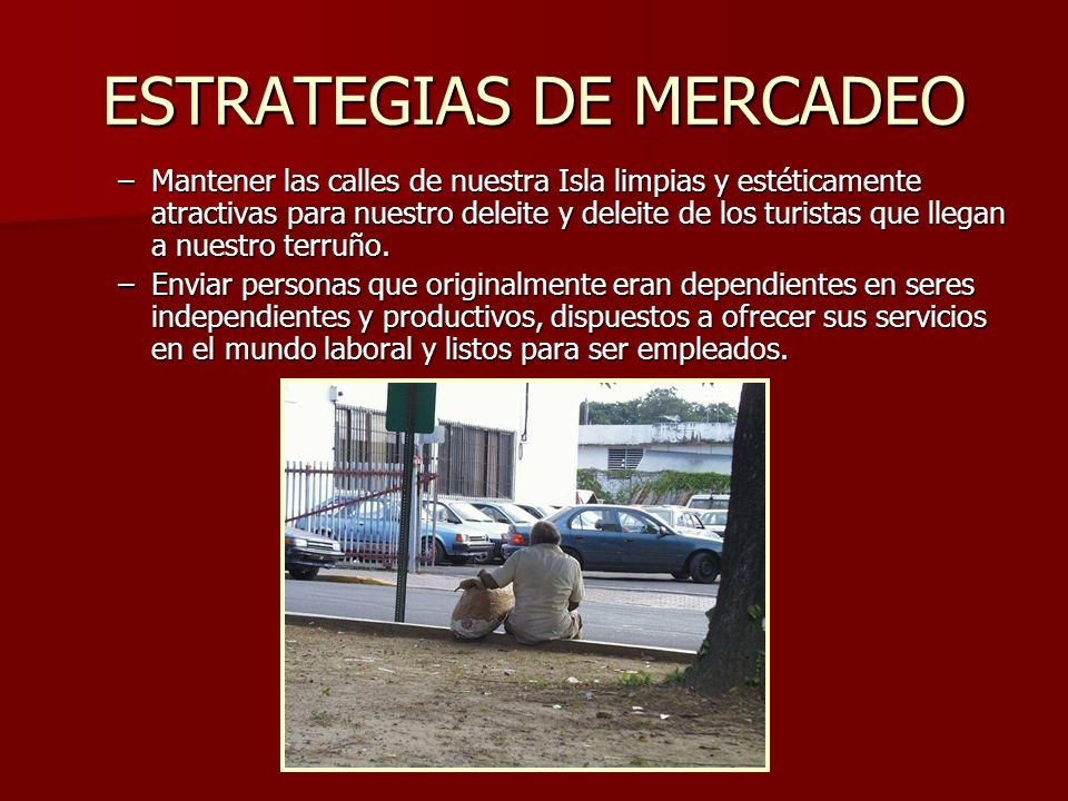 ESTRATEGIAS DE MERCADEO