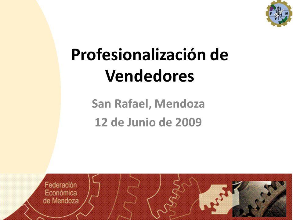 Profesionalización de Vendedores