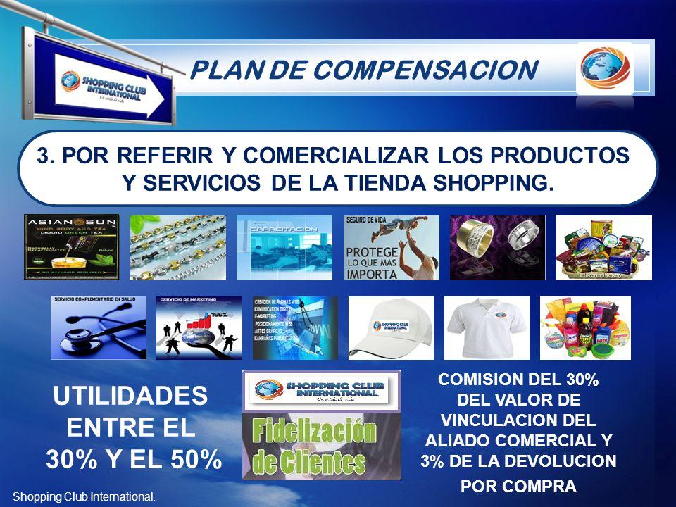 PLAN DE COMPENSACION UTILIDADES ENTRE EL 30% Y EL 50%