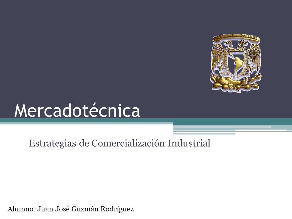 Estrategias de Comercialización Industrial