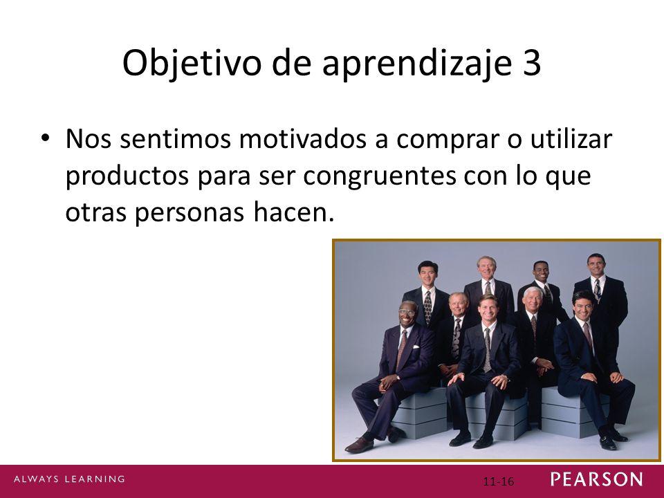 Objetivo de aprendizaje 3