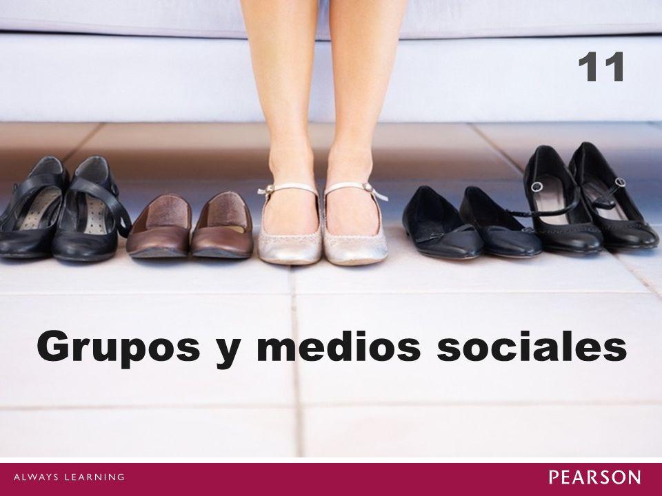 Grupos y medios sociales