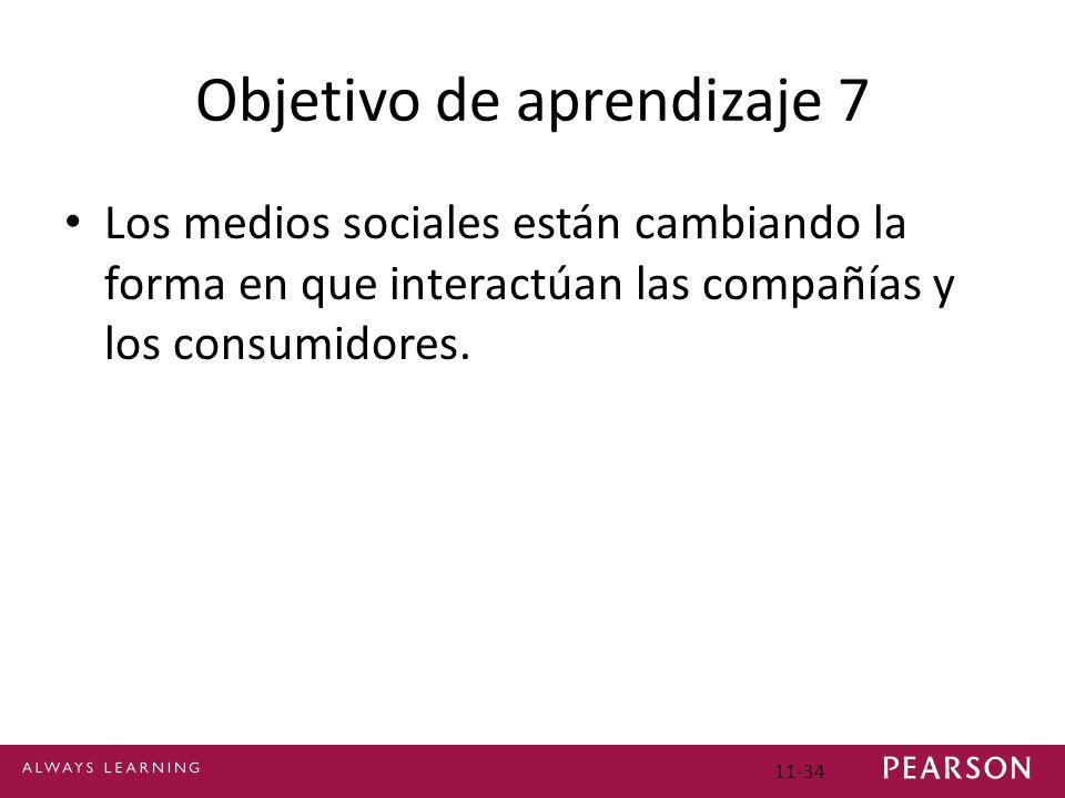 Objetivo de aprendizaje 7