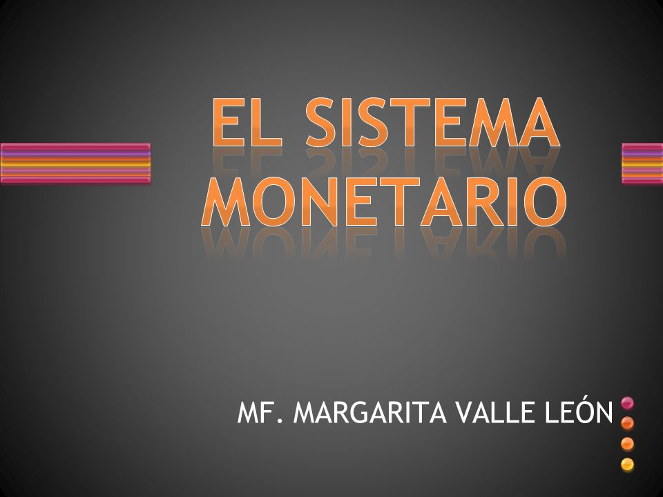 MF. MARGARITA VALLE LEÓN
