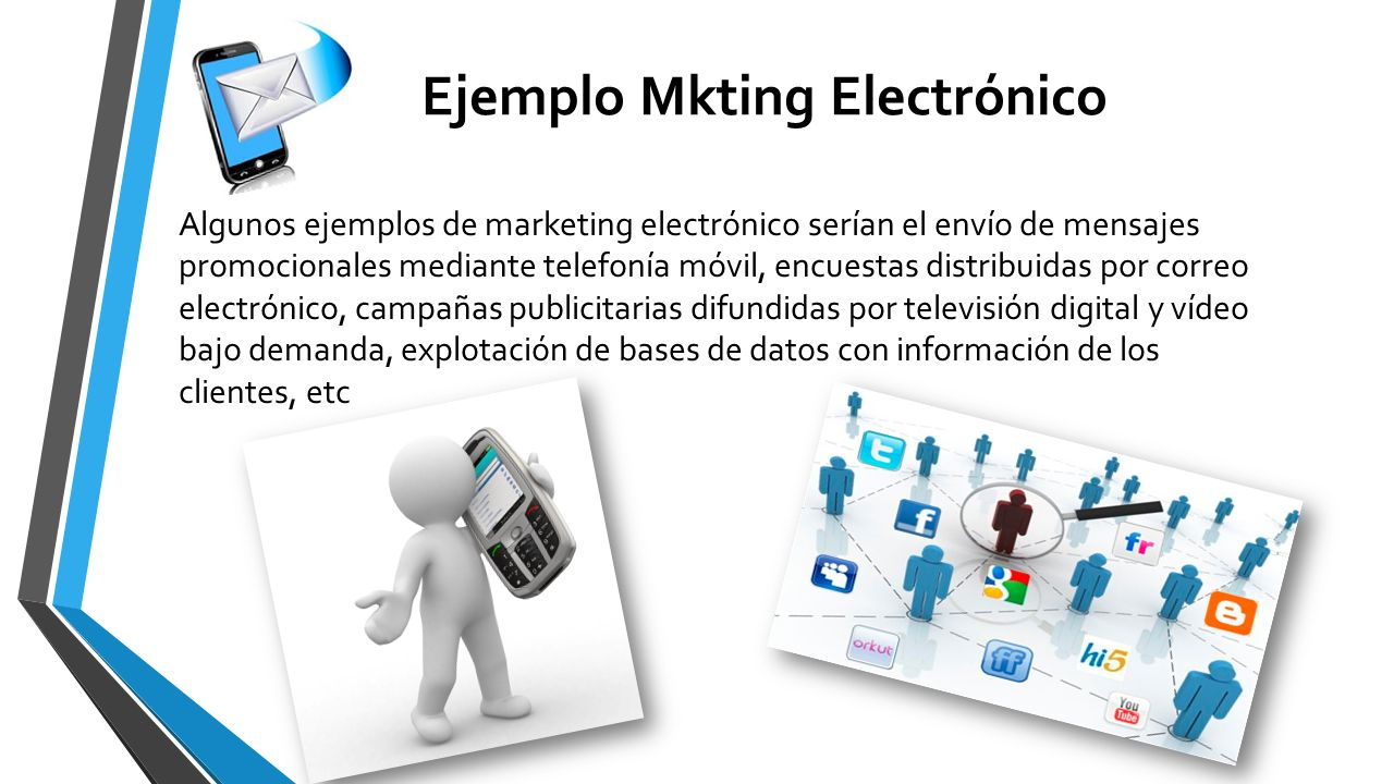 Ejemplo Mkting Electrónico