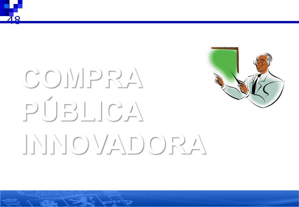 48 COMPRA PÚBLICA INNOVADORA 48 48
